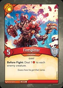 Firespitter