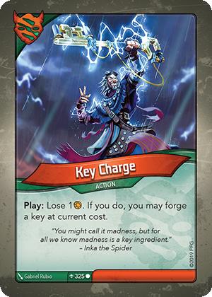 Key Charge