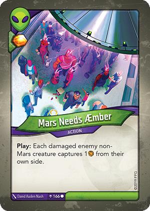 Mars Needs Æmber