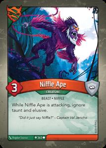 Niffle Ape