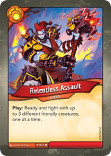 Relentless Assault
