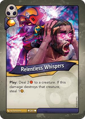 Relentless Whispers