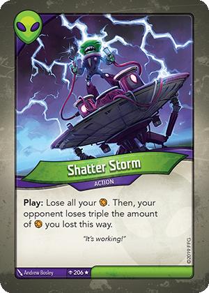 Shatter Storm