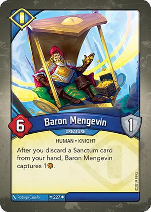 Baron Mengevin