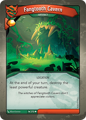Fangtooth Cavern