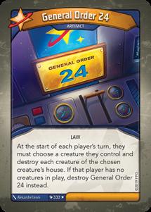 General Order 24