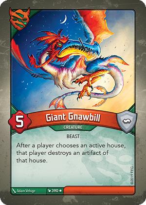 Giant Gnawbill