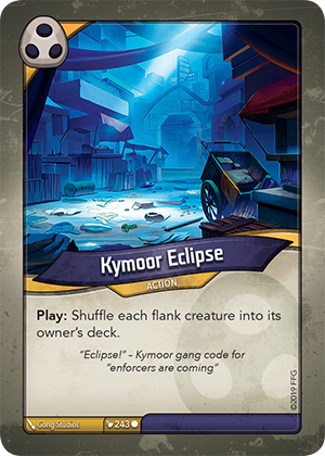 Kymoor Eclipse