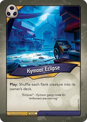 Kymoor Eclipse