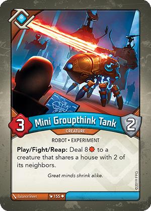 Mini Groupthink Tank