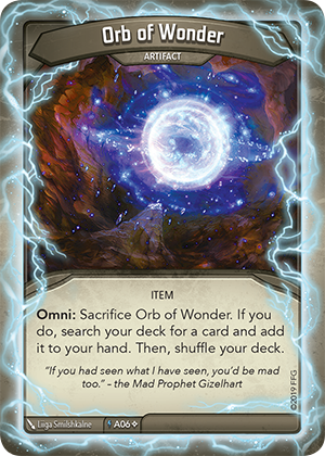 Orb of Wonder