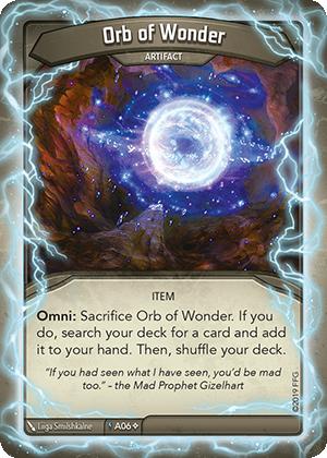 Orb of Wonder