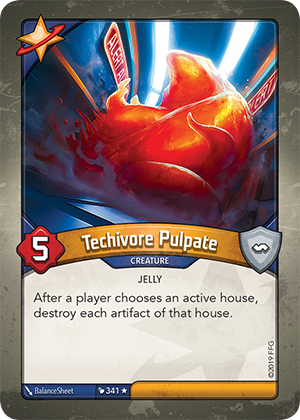 Techivore Pulpate