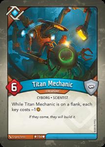 Titan Mechanic