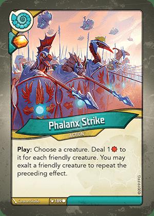 phalanx-strike